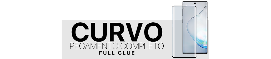 Protector Curvo (Full Glue)